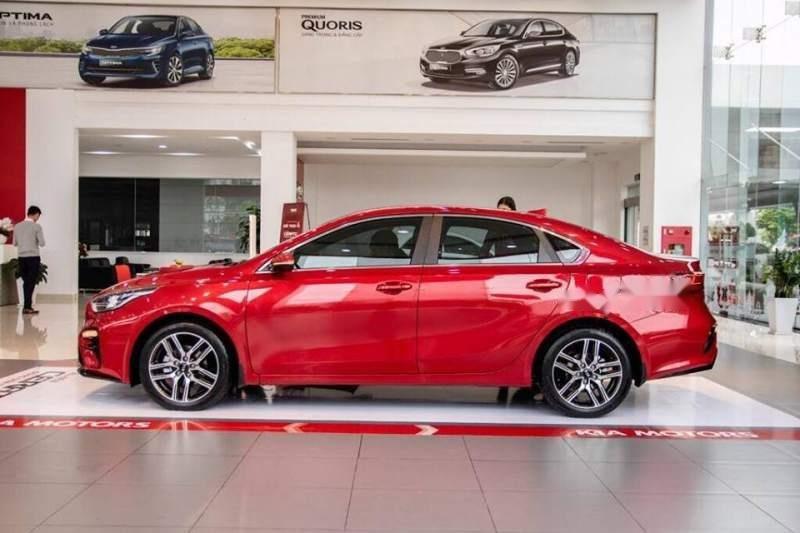 Bán xe Kia Cerato đời 2019, màu đỏ, giá chỉ 559 triệu-4