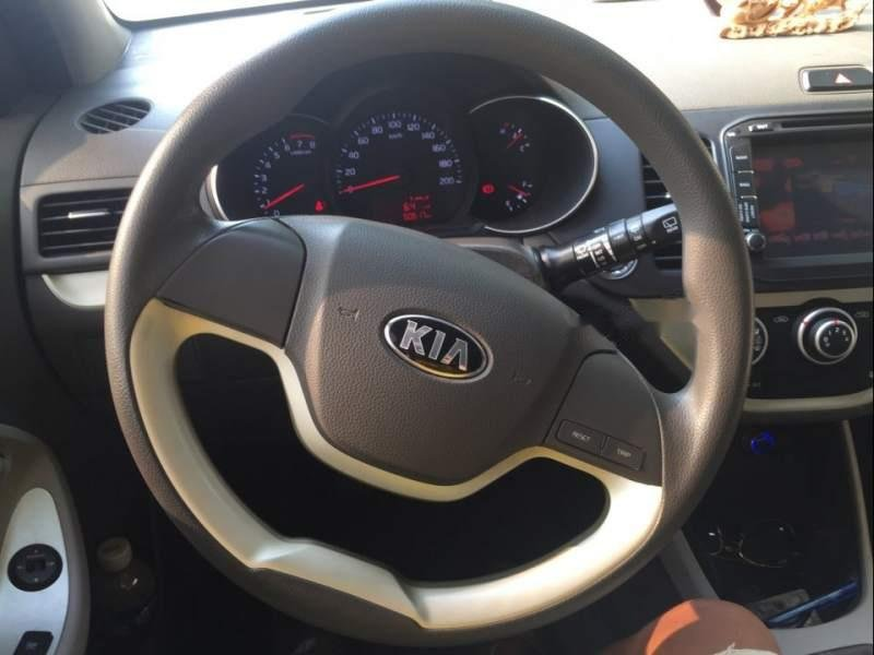Cần bán xe Kia Morning đời 2017, màu cam -3