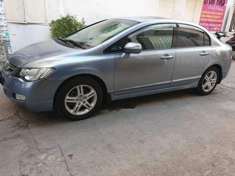 Cần bán xe Honda Civic 2.0AT sản xuất 2007, số tự động (1)