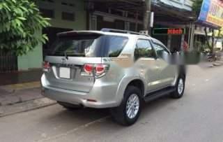 Bán Toyota Fortuner sản xuất 2014 còn mới (1)