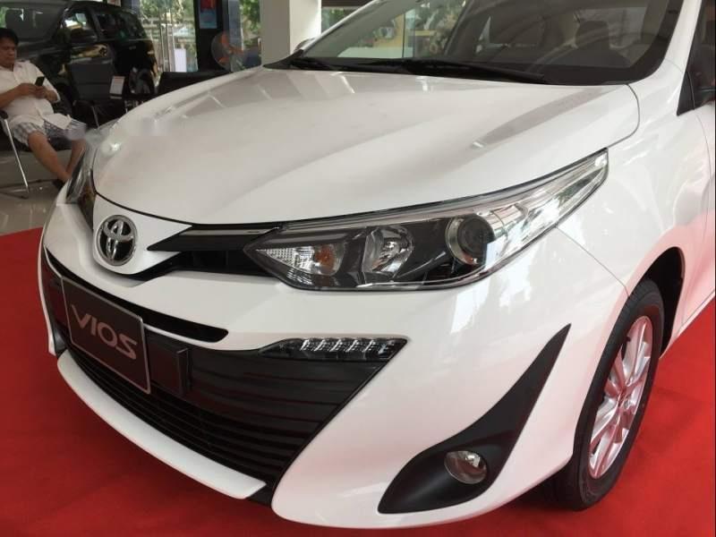 Cần bán Toyota Vios đời 2019, màu trắng (5)