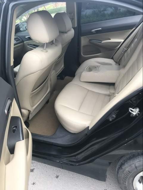 Cần bán lại xe Honda Civic sản xuất năm 2006, màu đen, xe nhập, giá chỉ 262 triệu-3