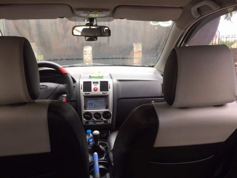 Cần bán Hyundai Getz 2011, màu bạc, nhập khẩu-5