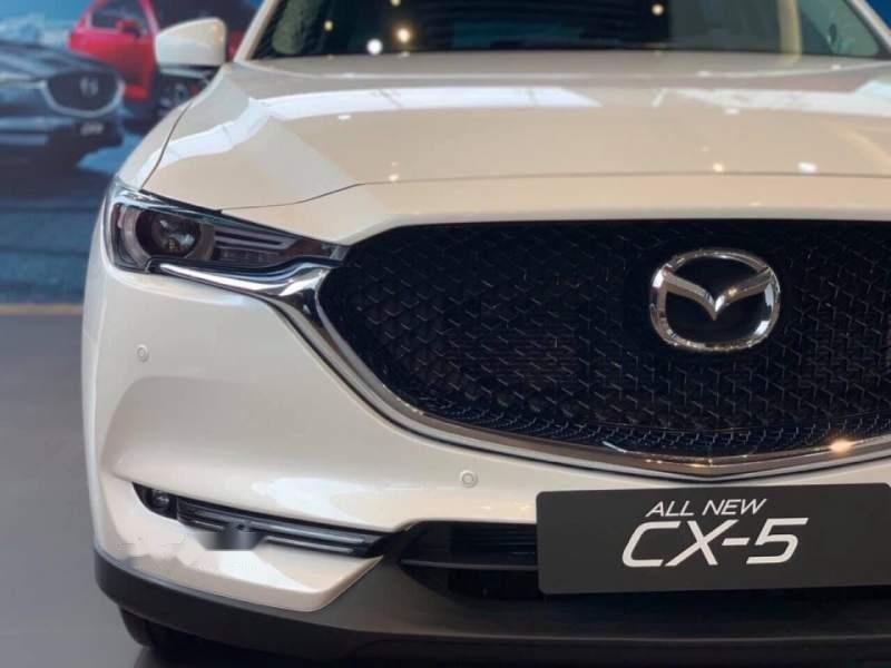 Bán Mazda CX 5 năm sản xuất 2019, màu trắng-1