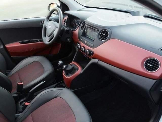 Bán Hyundai Grand i10 năm sản xuất 2018, màu trắng-2