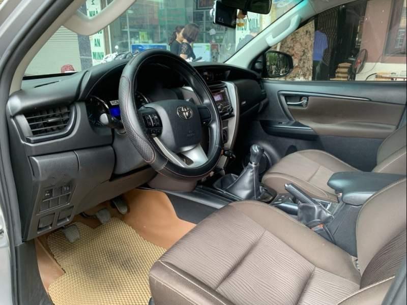 Bán xe Toyota Fortuner 2016, màu xám, xe nhập còn mới (4)