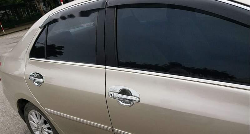 Bán Toyota Vios E đời 2012, màu nâu chính chủ, giá tốt-2