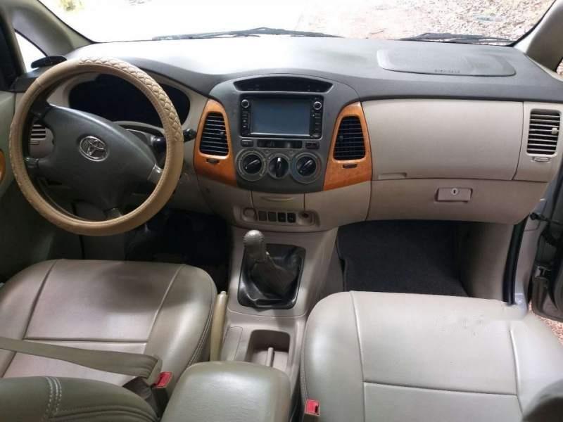 Bán Toyota Innova G sản xuất 2009, màu bạc chính chủ (5)