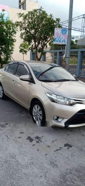 Cần bán lại xe Toyota Vios E năm sản xuất 2017, 465 triệu-1