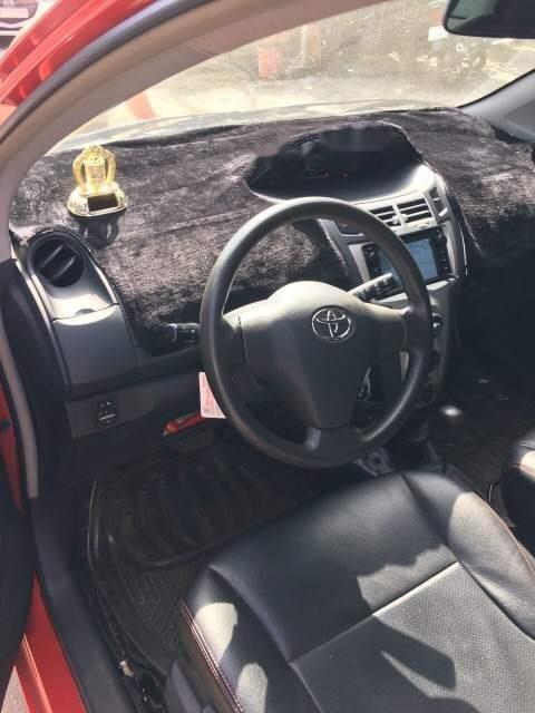 Bán xe Toyota Yaris năm 2008, màu đỏ, nhập khẩu số tự động, giá tốt-5