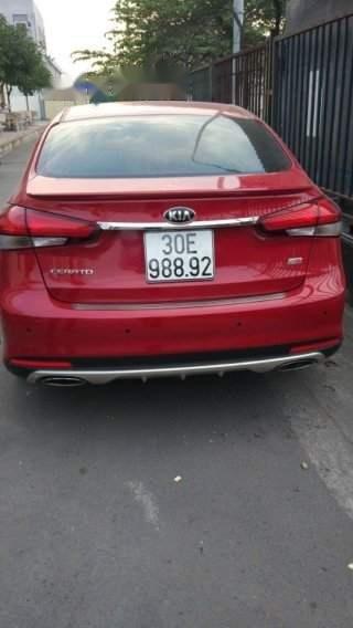 Bán xe Kia Cerato 2.0 đời 2018, màu đỏ-1
