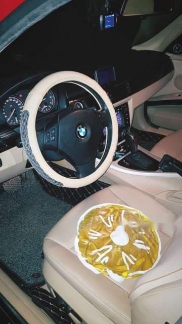 Cần bán BMW 3 Series 320i đời 2010, màu đỏ, nhập khẩu số tự động-1