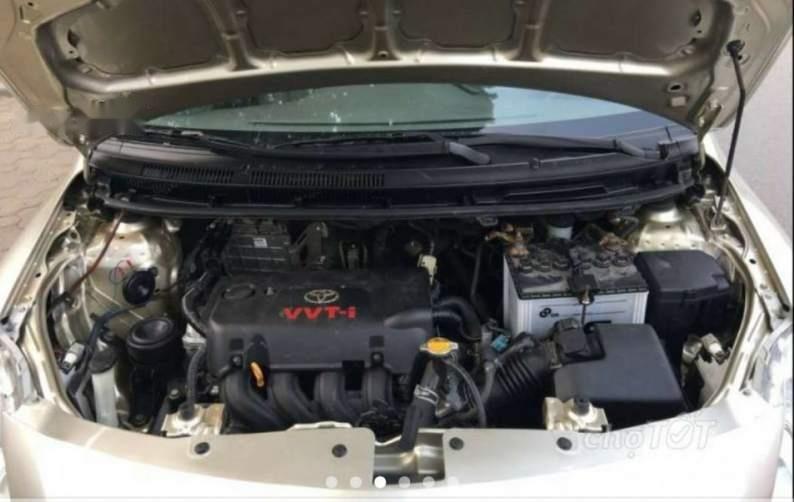 Bán Toyota Vios E đời 2012, màu nâu chính chủ, giá tốt-3