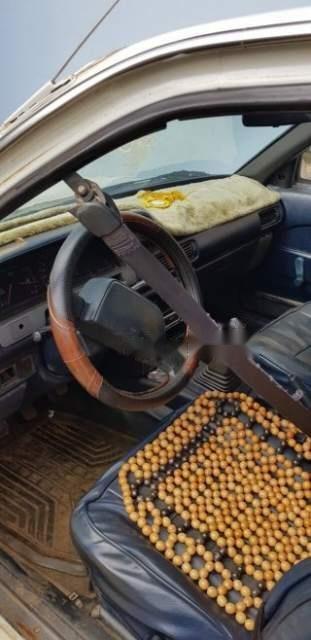 Cần bán lại xe Toyota Camry 1987, màu trắng-1