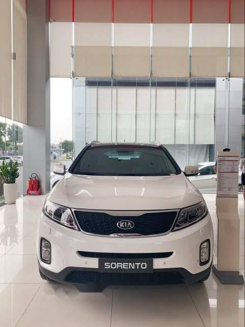 Bán Kia Sorento sản xuất năm 2019, màu trắng -0