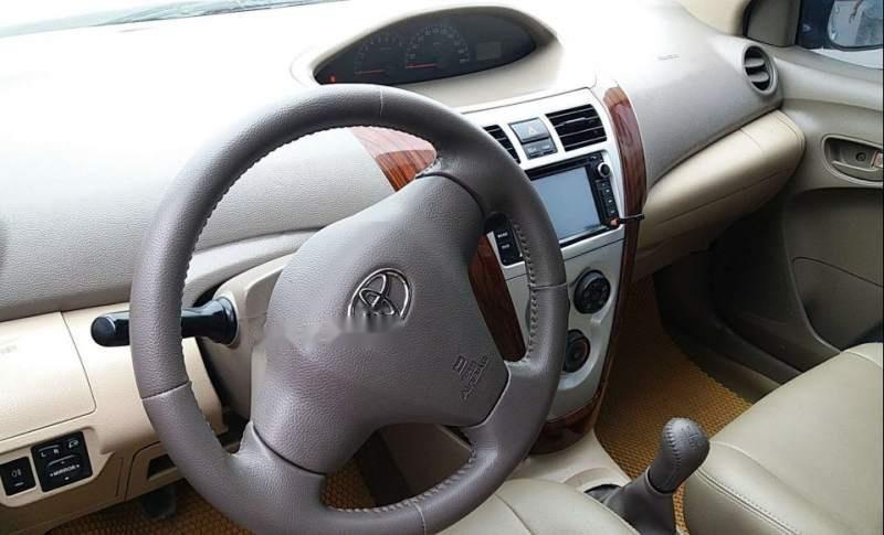 Bán Toyota Vios E đời 2012, màu nâu chính chủ, giá tốt-4