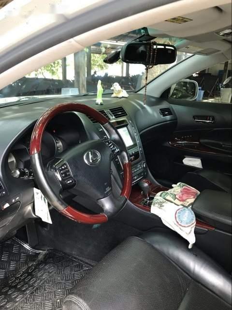 Cần bán gấp Lexus GS GS 350 đời 2007, màu bạc, nhập khẩu nguyên chiếc, giá chỉ 730 triệu-2