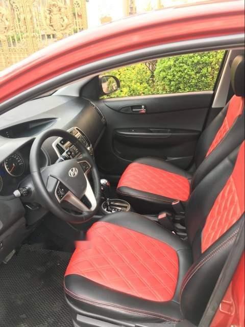 Bán Hyundai i20 năm sản xuất 2013, màu đỏ, nhập khẩu nguyên chiếc-2