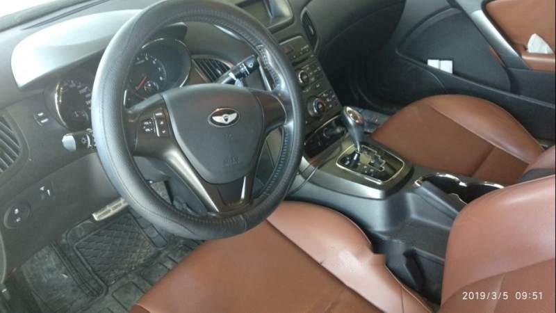 Bán Hyundai Genesis sản xuất năm 2011, màu trắng, giá 520tr-3