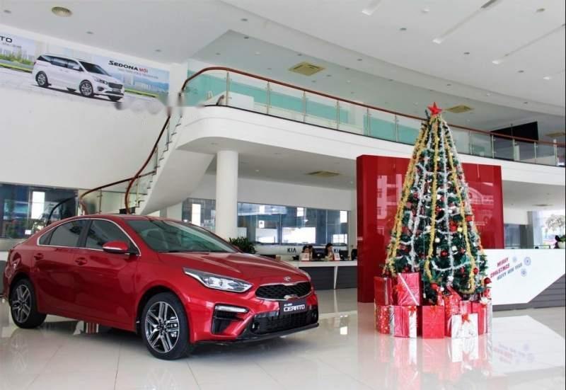 Bán ô tô Kia Cerato năm 2019, màu đỏ-0