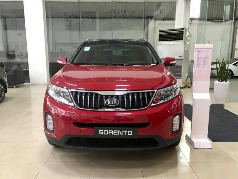 Cần bán xe Kia Sorento đời 2019, hai màu-0
