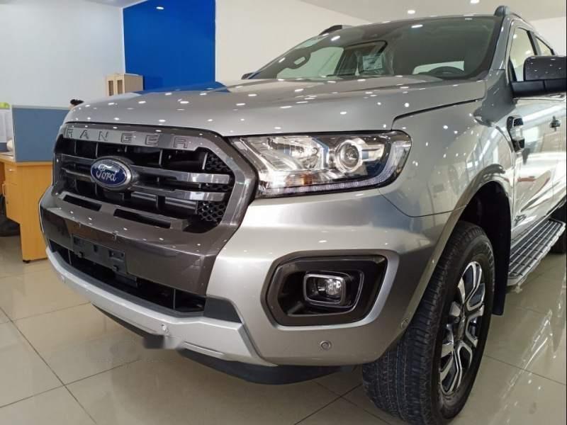Cần bán lại xe Ford Ranger năm sản xuất 2018, nhập khẩu, giá chỉ 616 triệu-5