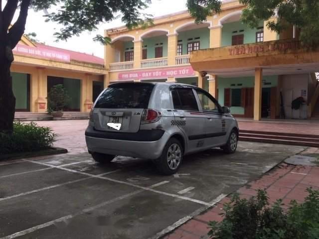 Cần bán Hyundai Getz 2011, màu bạc, nhập khẩu-4
