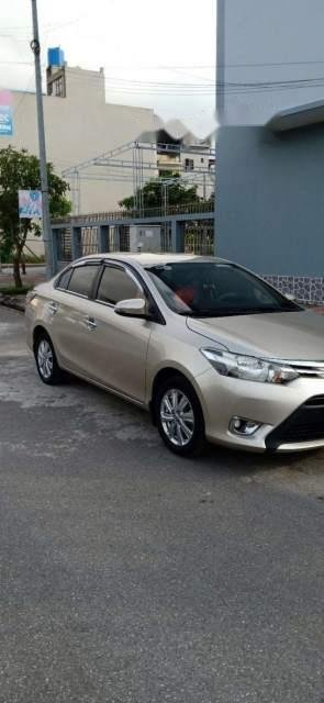 Cần bán lại xe Toyota Vios E năm sản xuất 2017, 465 triệu-4
