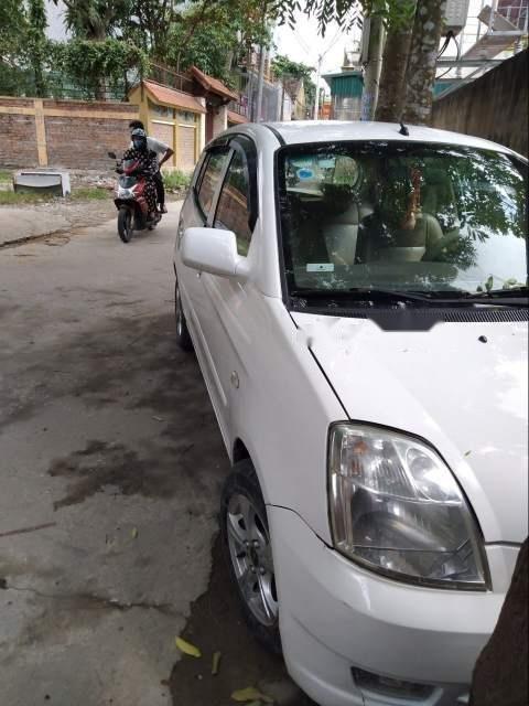 Bán ô tô Kia Morning đời 2007, màu trắng, nhập khẩu như mới-5