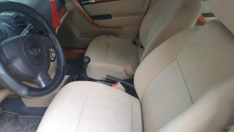 Bán xe Daewoo Gentra đời 2008 số sàn, 165tr-4