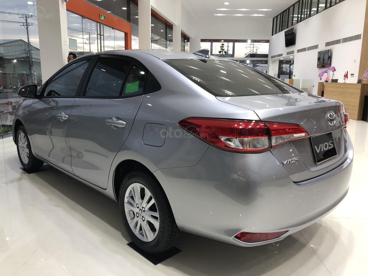 Bán Toyota Vios 1.5E - Tặng: DVD, camera lùi, bọc ghế + 35 triệu + Rất nhiều ưu đãi khác nữa-2