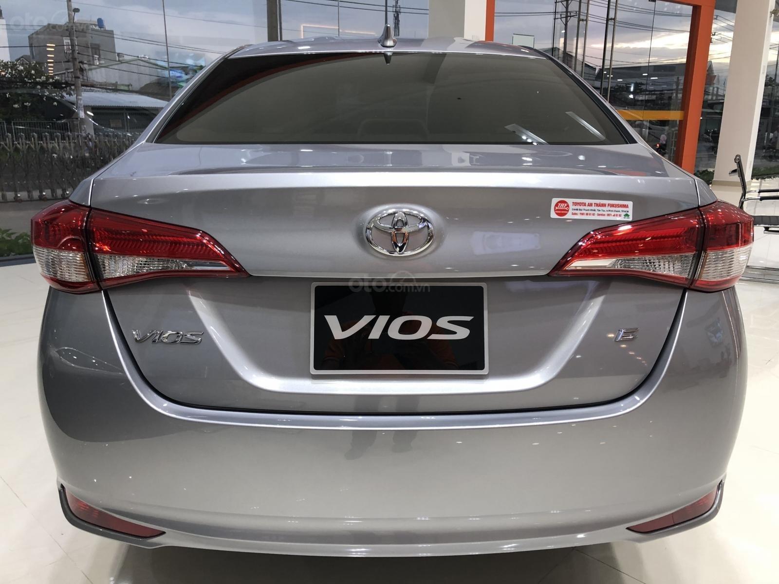 Bán Toyota Vios 1.5E - Tặng: DVD, camera lùi, bọc ghế + 35 triệu + Rất nhiều ưu đãi khác nữa-5