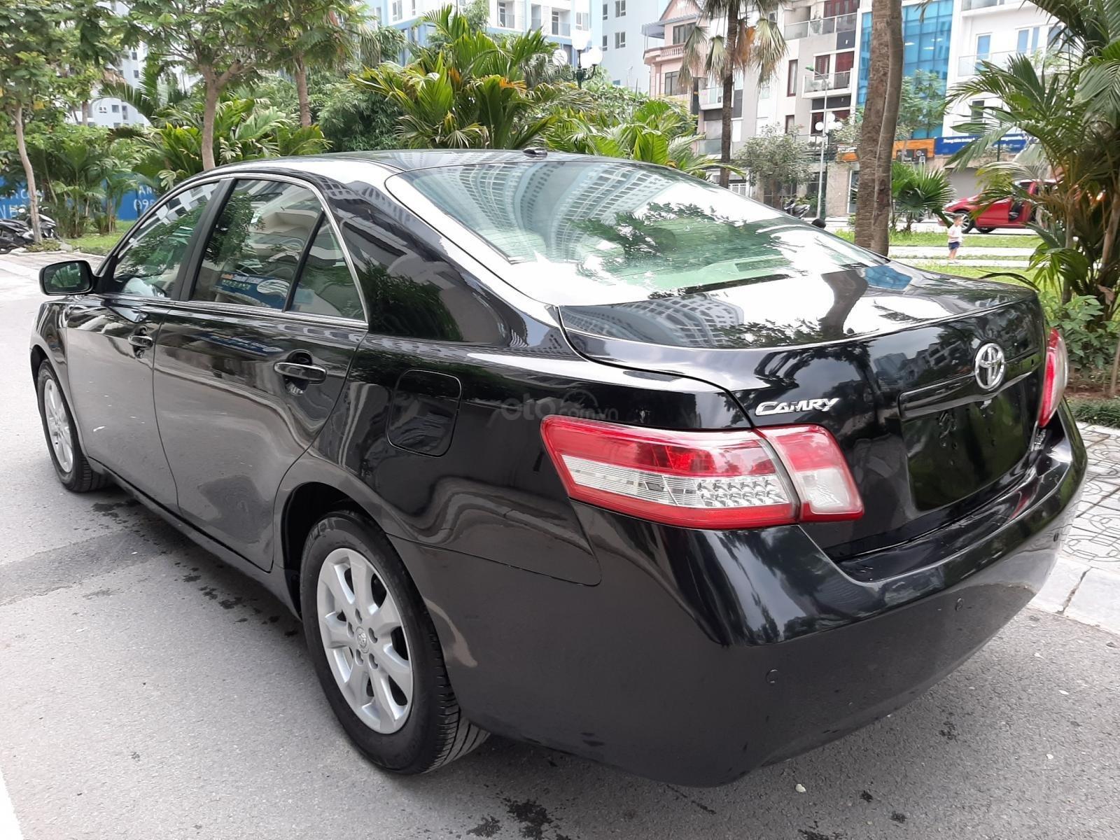 Bán ô tô Toyota Camry LE đời 2011, màu đen, xe nhập, giá chỉ 705 triệu-5