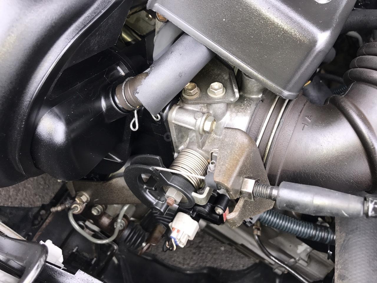 Cần bán xe Toyota Corolla altis 1.8G đời 2003, màu đen. Chính chủ cực chất lượng-9