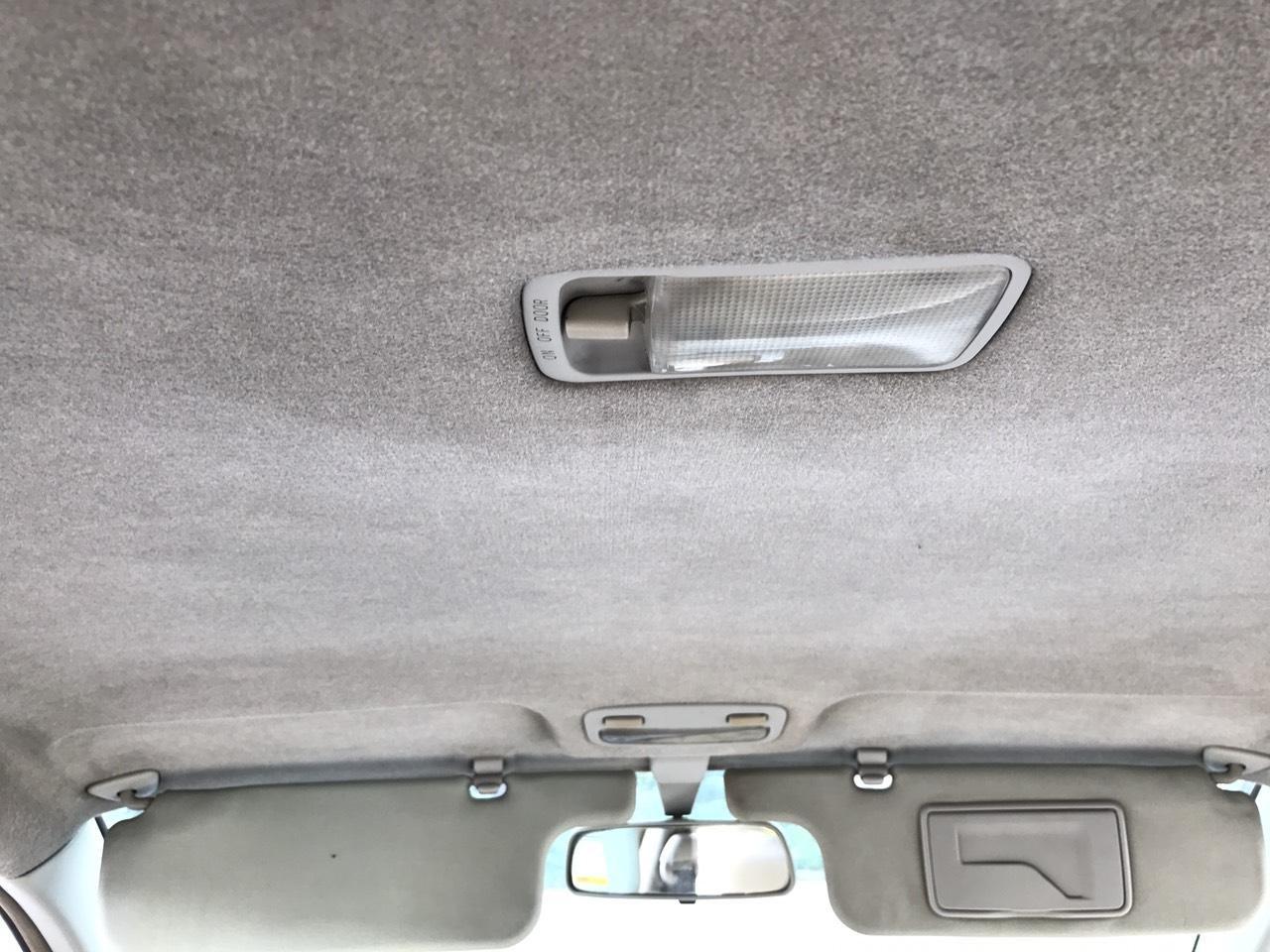 Cần bán xe Toyota Corolla altis 1.8G đời 2003, màu đen. Chính chủ cực chất lượng-15