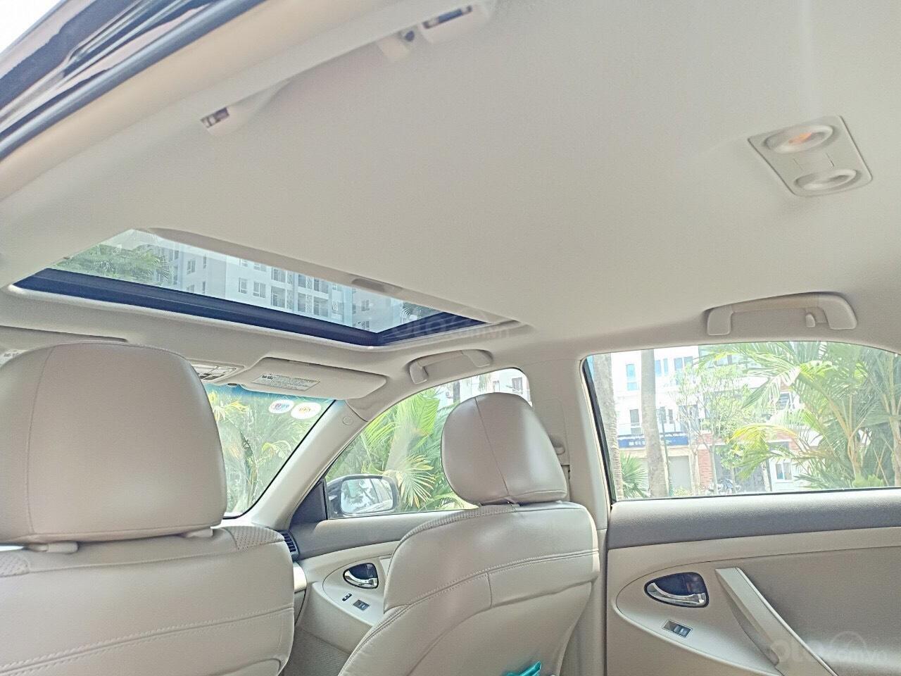 Bán ô tô Toyota Camry LE đời 2011, màu đen, xe nhập, giá chỉ 705 triệu-8