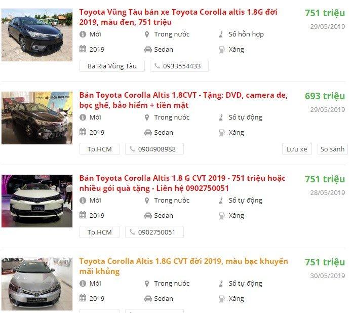 Toyota Corolla Altis sẽ là cái tên tiếp theo có sự thay đổi? - Ảnh 2.