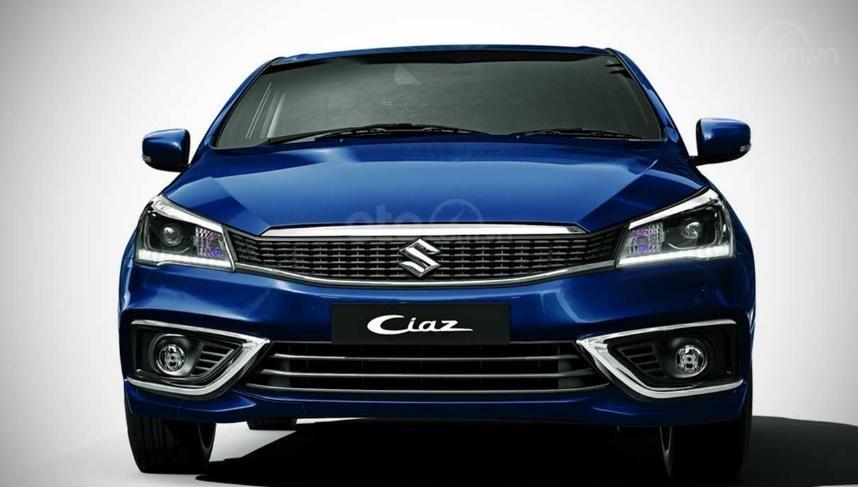 So sánh Suzuki Ciaz 2019 cũ và mới về đầu xe 2a