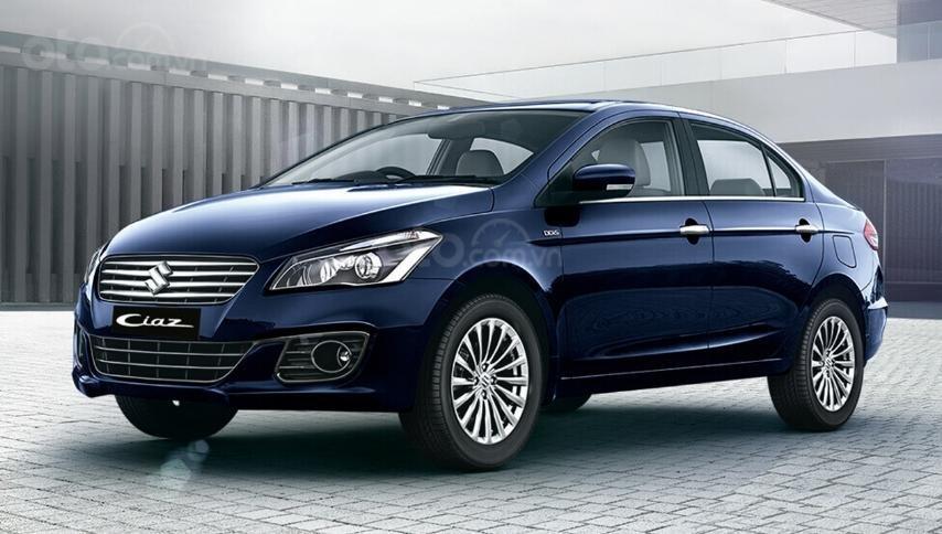 So sánh Suzuki Ciaz 2019 cũ và mới về thân xe 1a