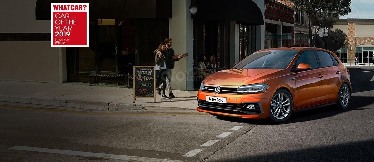 Volkswagen Polo 2019 quyến rũ