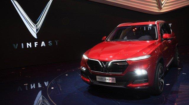 Giá xe VinFast LUX SA2.0 2019 hiện tại giá bao nhiêu?