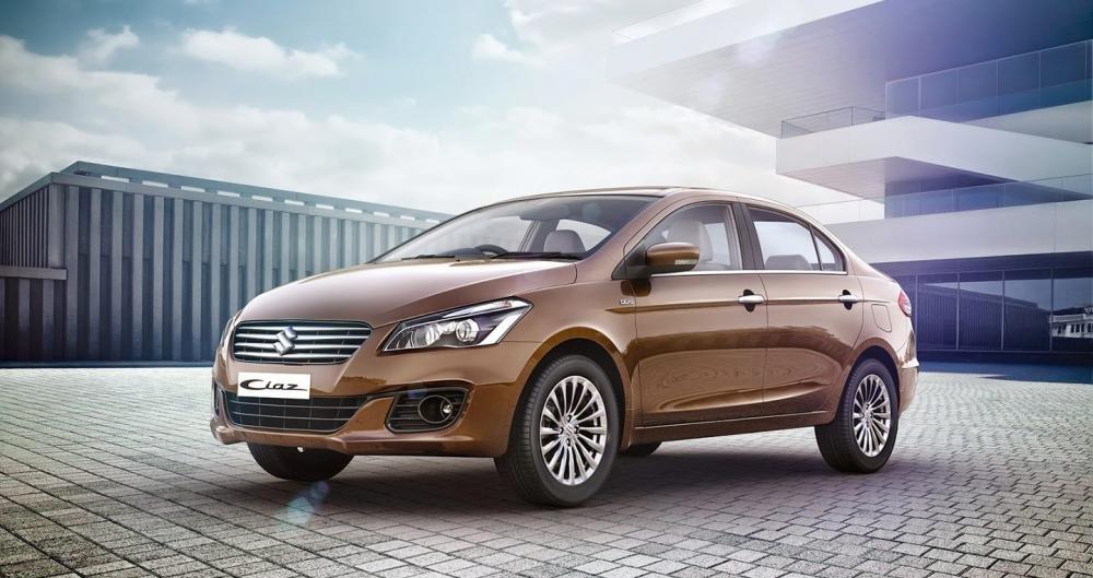 Kinh nghiệm vay mua xe Suzuki Ciaz 2020 trả góp a1