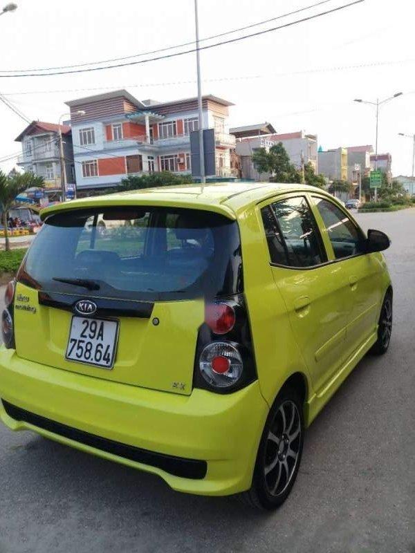 Cần bán Kia Morning đời 2010 còn mới giá cạnh tranh (1)