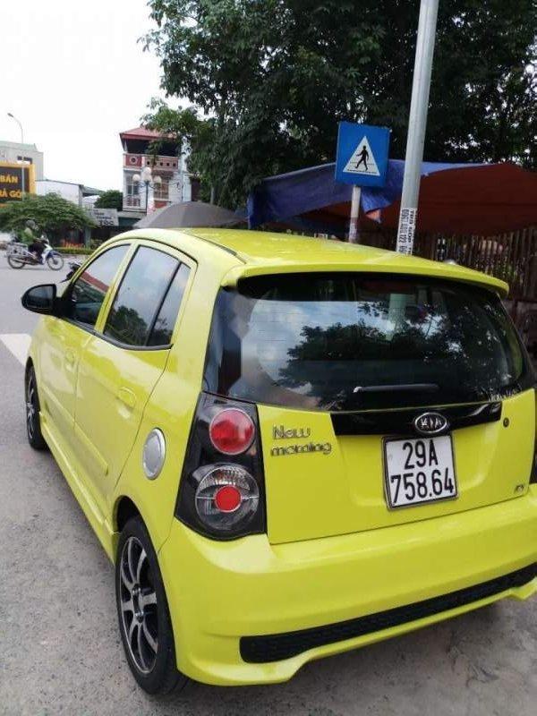 Cần bán Kia Morning đời 2010 còn mới giá cạnh tranh (4)