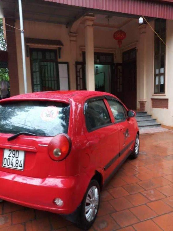 Cần bán lại xe Chevrolet Spark năm sản xuất 2011, màu đỏ-5