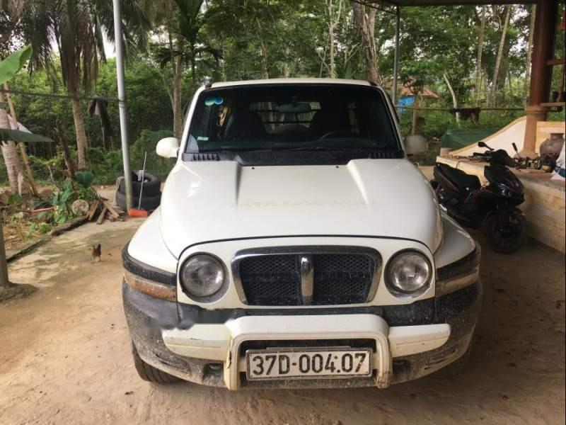 Bán Ssangyong Korando đời 2005, màu trắng, nhập khẩu (1)