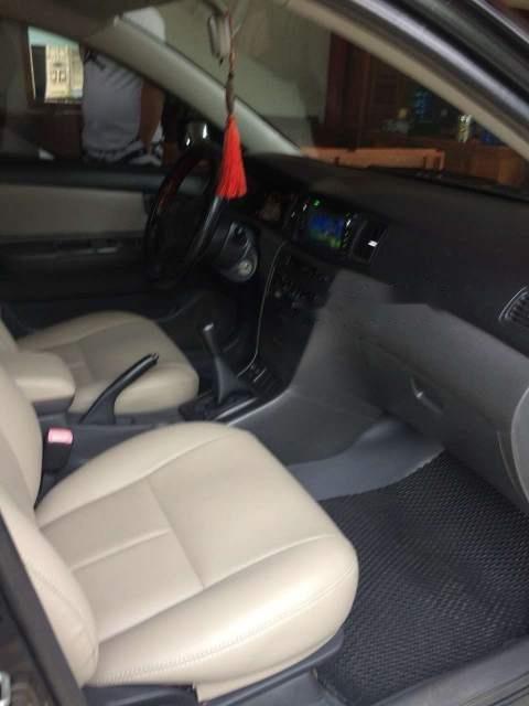 Bán Toyota Corolla altis đời 2005, màu đen, nhập khẩu, giá chỉ 240 triệu-3