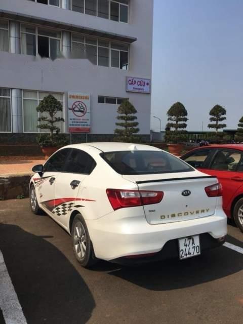 Cần bán lại xe Kia Rio năm sản xuất 2015, màu trắng, nhập khẩu nguyên chiếc chính chủ-3