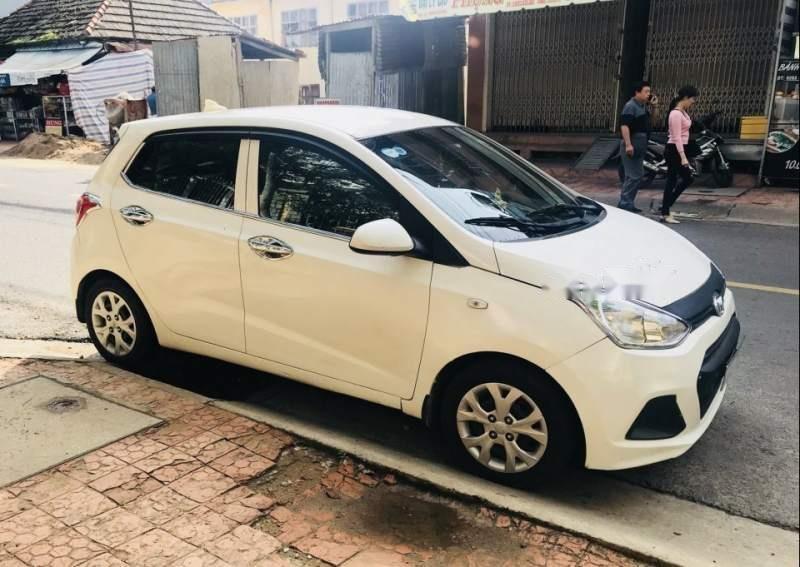 Chính chủ bán Hyundai Grand i10 năm 2015, màu trắng, xe nhập (1)