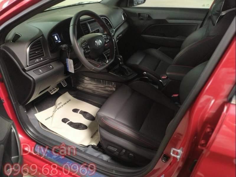 Bán xe Hyundai Elantra 1.6AT Sport đời 2018, màu đỏ số tự động, 728tr-1